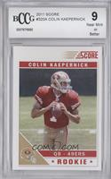 Colin Kaepernick (Ball Hiding Number, Hash Marks in Background) [ENCASED]