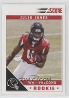 Julio Jones (Ball left hand)