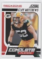 Clay Matthews