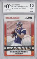 Christian Ponder [Encased]