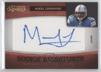 Mikel Leshoure /10