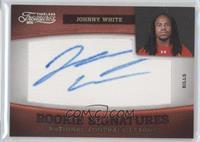 Johnny White /25
