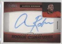 Rookie Signatures - Aldrick Robinson #/297