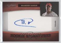 Brandon Harris #/463