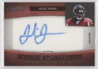 Rookie Signatures - Julio Jones #/165