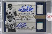 Maurice Jones-Drew, David Garrard /5 [Uncirculated]