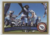 Tennessee Titans Team #/2,011