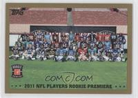 2011 NFL Players Rookie Premiere /2011