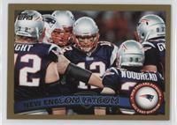 New England Patriots Team /2011
