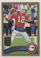 Tom Brady #/2,011