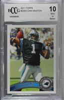 Cam Newton (Making 4 With Left Hand) [BCCGMint]