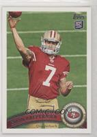 Colin Kaepernick (Throwing) [EX to NM]