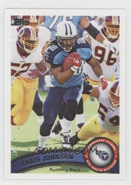 2011 Topps - [Base] #60 - Chris Johnson