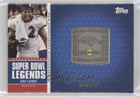 Ray Lewis #/137