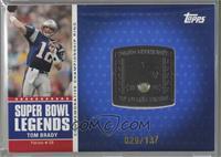 Tom Brady /137