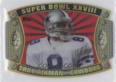 2011 Topps - Super Bowl #SB-56 - Troy Aikman