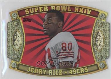 2011 Topps - Super Bowl #SB-60 - Jerry Rice