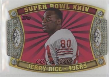 2011 Topps - Super Bowl #SB-60 - Jerry Rice