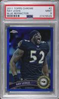 Ray Lewis /199 [PSA 9 MINT]