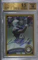 Vincent Brown [BGS 9.5 GEM MINT] #/10