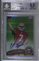 Colin Kaepernick /99 [BGS 8.5 NM‑MT+]