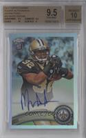 Mark Ingram [BGS 9.5 GEM MINT] #/99