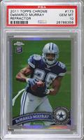DeMarco Murray [PSA 10 GEM MT]