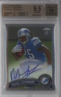 Mikel Leshoure [BGS 9.5]