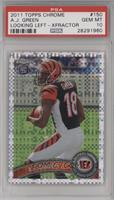 A.J. Green [PSA 10 GEM MT]