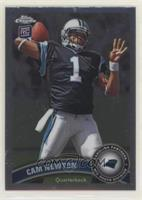 Cam Newton (Throwing Ball) [Good to VG‑EX]