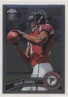 Julio Jones (Base) [EX to NM]