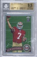 Colin Kaepernick (Throwing Ball) [BGS 9.5]