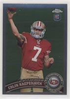 Colin Kaepernick (Throwing Ball) [EX to NM]