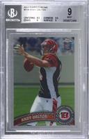 Andy Dalton (Ball in Right Hand) [BGS9MINT]