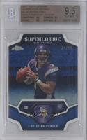 Christian Ponder /50 [BGS 9.5 GEM MINT]
