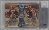 Andy Dalton, A.J. Green /20 [BGS 9]