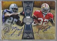 DeMarco Murray, Kendall Hunter [Noted] #/20