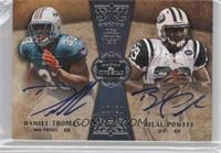 Bilal Powell, Daniel Thomas /20