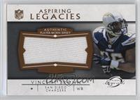 Vincent Brown [Noted] #/99
