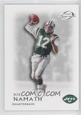 2011 Topps Gridiron Legends - [Base] #1 - Joe Namath
