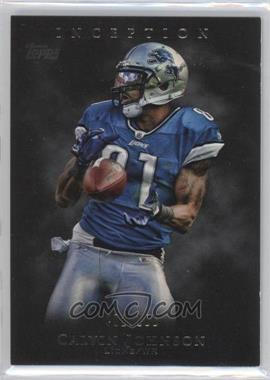 2011 Topps Inception - [Base] - Grey #49 - Calvin Johnson /106