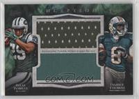 Bilal Powell, Daniel Thomas #/15