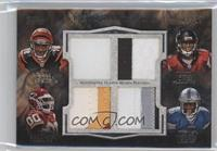 A.J. Green, Julio Jones, Titus Young /15