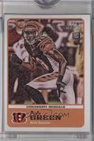 A.J. Green (Orange) /1 [Uncirculated]