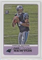Cam Newton (Dark Uniform)