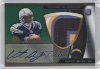 Vincent Brown #/125
