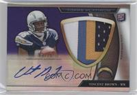 Vincent Brown #3/25