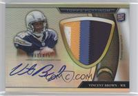 Vincent Brown #/475