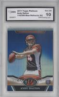 Andy Dalton [Encased] #/299