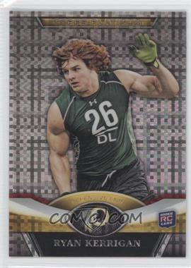 2011 Topps Platinum - [Base] - X-Fractor #12 - Ryan Kerrigan